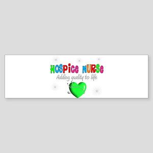 HOSPICE Sticker (Bumper )