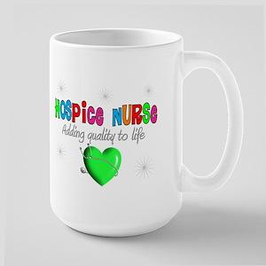 HOSPICE Large Mug