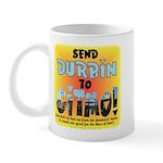 Send Durbin to GITMO! Mug