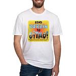 Send Durbin to GITMO! Fitted Tee
