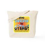 Send Durbin to GITMO! Tote