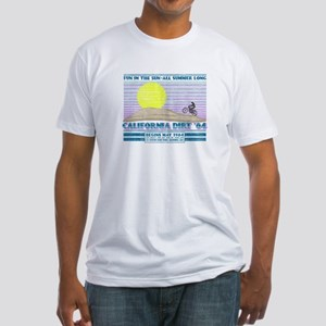 California Dirt '84 Fitted T-Shirt