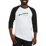 Wasabi molecularshirts.com Baseball Jersey