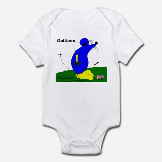Gulliver The Rat Infant Bodysuit