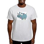 Cute Rhino Light T-Shirt