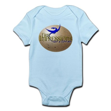 FIRST IMPRESSIONS Infant Bodysuit