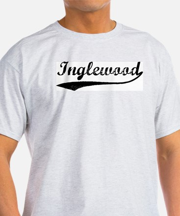 Vintage Inglewood Ash Grey T-Shirt