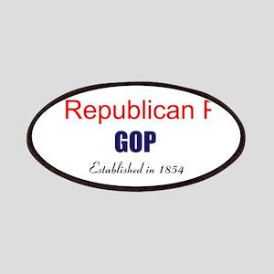 Republican Party GOP Patches