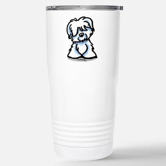 Coton Cartoon Stainless Steel Travel Mug
