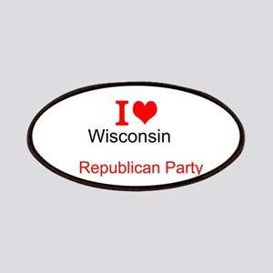 Wisconsin Republican Patches