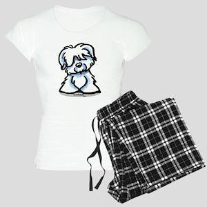 Coton Cartoon Women's Light Pajamas