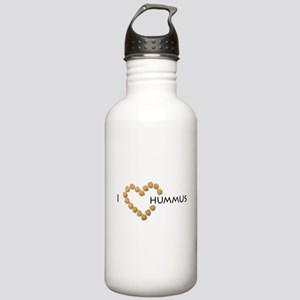 I heart hummus Stainless Water Bottle 1.0L
