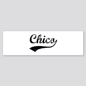 Vintage Chico Bumper Sticker