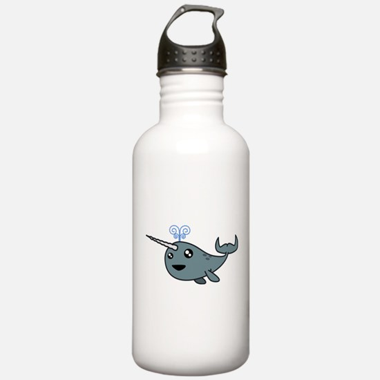 Narwhal! Water Bottle