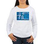 Women's Long Sleeve Hi T-Shirt