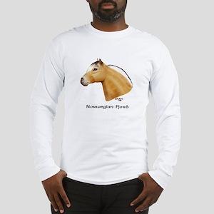 Norwegian Fjord Long Sleeve T-Shirt