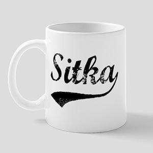 Vintage Sitka Mug