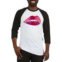 Lips Baseball Jersey