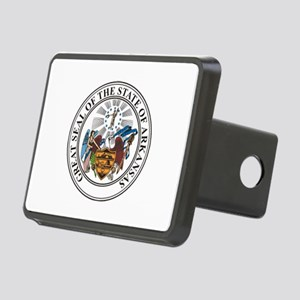 Arkansas State Seal Hitch Cover