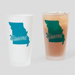 State Missouri Pint Glass