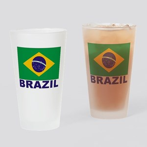 Brazil Pint Glass