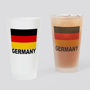 Germany Flag Pint Glass