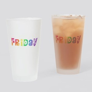 Cute Friday Pint Glass