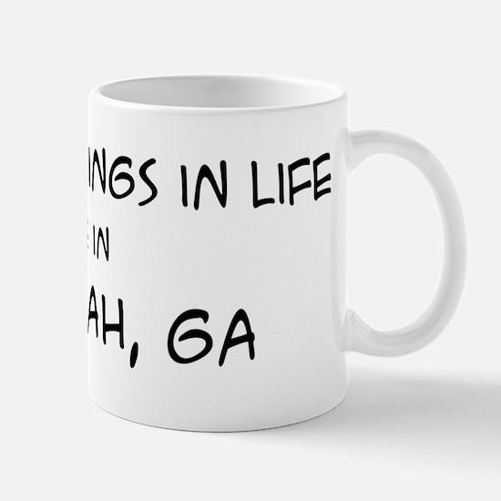 Best Things in Life: Savannah Mug