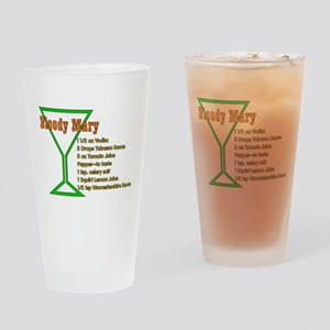 Bloody Mary Pint Glass