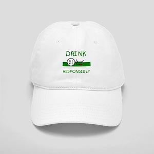 Drink Responsibly Cap