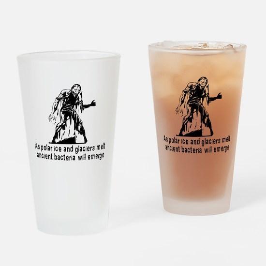 Polar Ice Monster Pint Glass