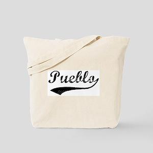 Vintage Pueblo Tote Bag