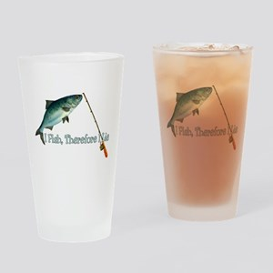 Fisherman Shirt Pint Glass
