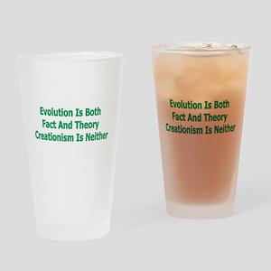 Evolution Pint Glass