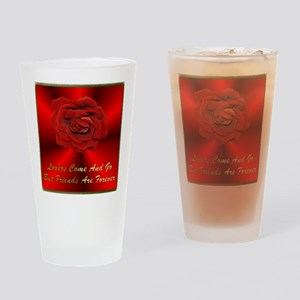 Friends Are Forever Pint Glass
