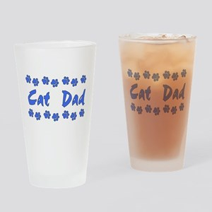 Cat Dad Pint Glass