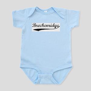 Vintage Breckenridge Infant Creeper