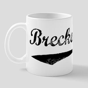 Vintage Breckenridge Mug