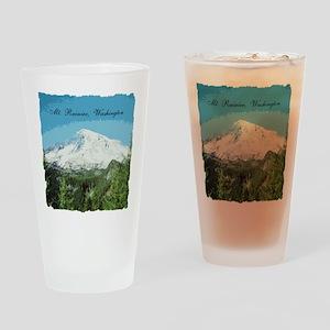 Mt. Rainier #2 Pint Glass