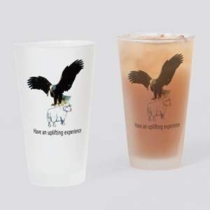 Uplifting Experience Pint Glass