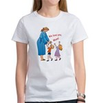 We Love Mom! Women's T-Shirt