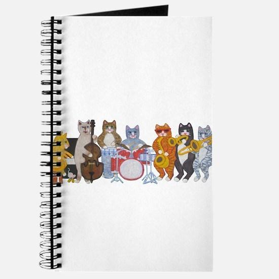 Salsa Cats Journal