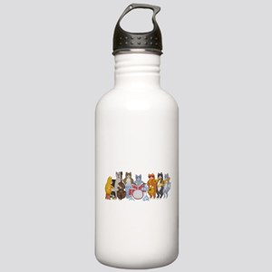 Salsa Cats Stainless Water Bottle 1.0L