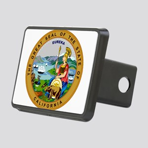 California State Seal Hitch Cover