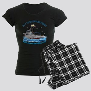 F/V Northwestern: Hauling Gea Women's Dark Pajamas