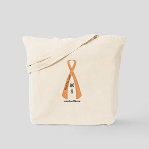 MS Awareness Tote Bag