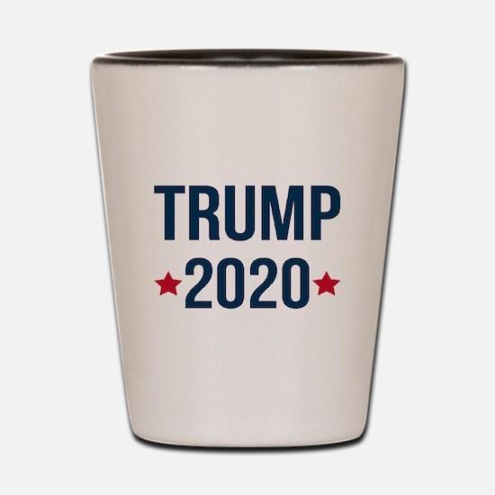 Trump 2020 Shot Glass