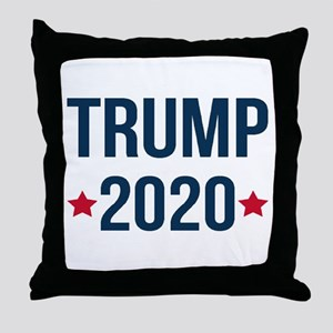Trump 2020 Throw Pillow