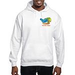 Best Mom Hooded Sweatshirt