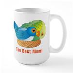 Best Mom Large Mug